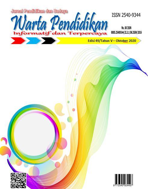 View Vol. 5 No. 1 (2020): Warta Pendidikan