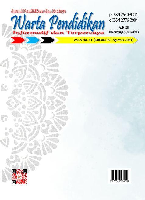 View Vol. 5 No. 11 (2021): Warta Pendidikan
